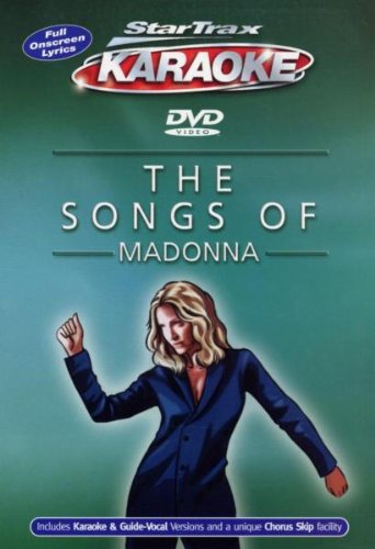 Songs of Madonna