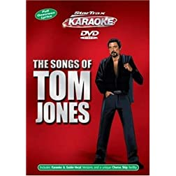 Songs of Tom Jones