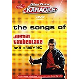 Songs of Justin Timberlake & Nsync