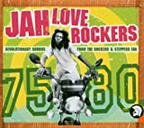 Skivomslag för Jah Love Rockers: Revolutionary Sounds From The Rockers & Steppers Era