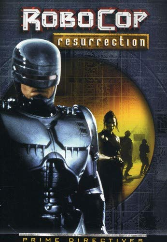 RoboCop - Resurrection / Робокоп - Воскрешение (2000)