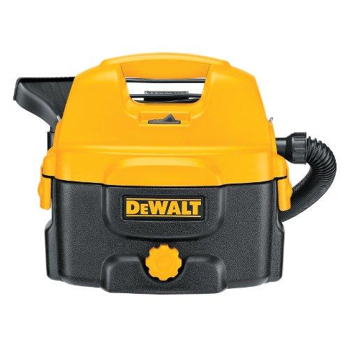 DEWALT DC500 Multi-Volt Cordless/Corded Vac.