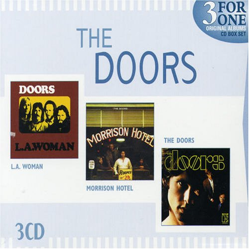 The Doors - L.A. Woman/Morrison Hotel/The Doors Disc 3 - Zortam Music