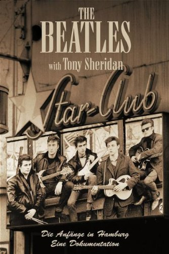 Beatles With Tony Sheridan