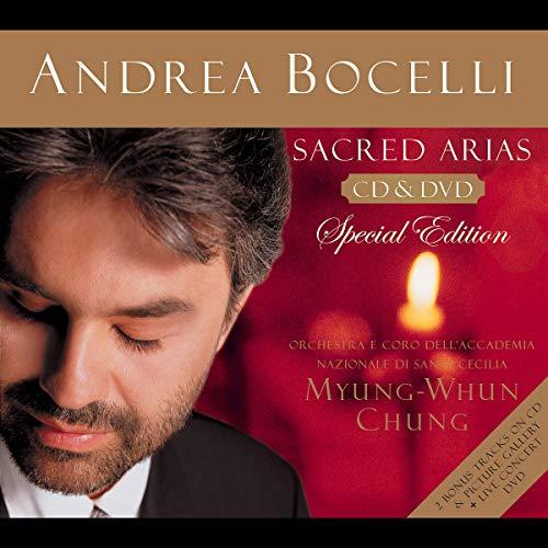 Andrea Bocelli - Sacred Arias - Zortam Music