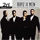 album art to The Best of Boyz II Men: The Millennium Collection