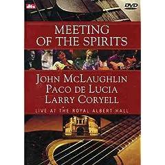 Meeting of the Spirits: Live at Royal Albert Hall [Region 2]