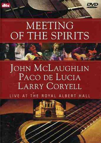 Meeting of the Spirits: Live at Royal Albert Hall [Region 2]