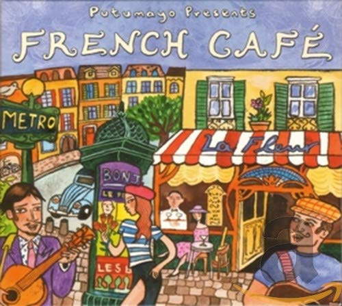 Various - French Café - Zortam Music