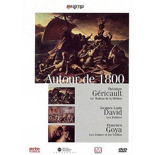 Palettes : Autour de 1800 (Géricault, David et Goya) - DVD