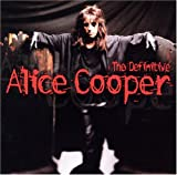 album art to The Definitive Alice Cooper