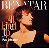 album art to All Fired Up: The Very Best of Pat Benatar (disc 1)