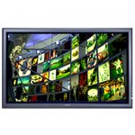 "Sony PFM 42V1P/B - 42"" PlasmaPro plasma panel - widescreen - 480p - EDTV monitor - black"