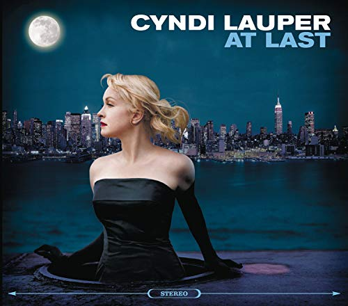 Cyndi Lauper - At Last - Zortam Music
