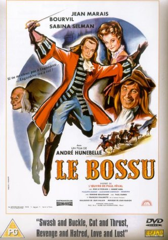 Le Bossu / The King's Avenger / La Spada degli Orleans / The Yokel / Горбун (1960)