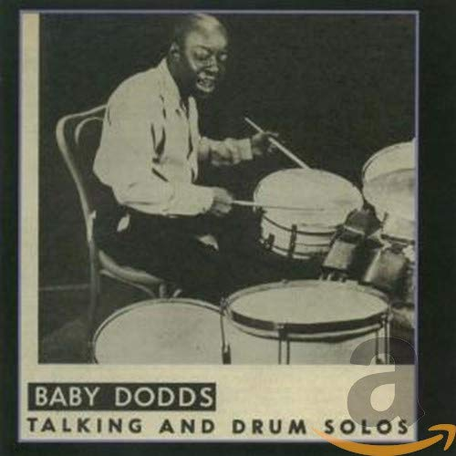 "Featured recording ""Talking and Drum Solos"""