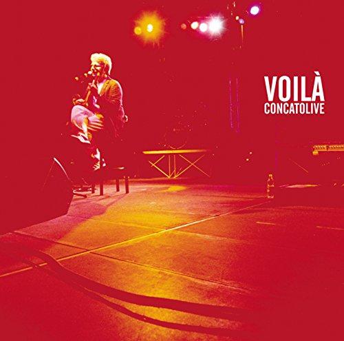 Fabio Concato - Voilà: Concato Live - Zortam Music