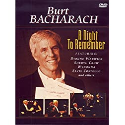 Burt Bacharach - A Night to Remember