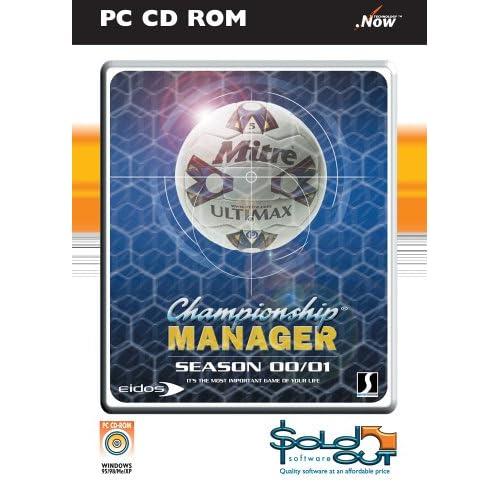 ChampionshipManager: Season 00 / 01 [ENG] [RIP] (2000)