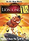 Lion King 1 1/2