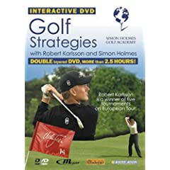 Golf Strategies With Robert Karlsson and Simon Holmes