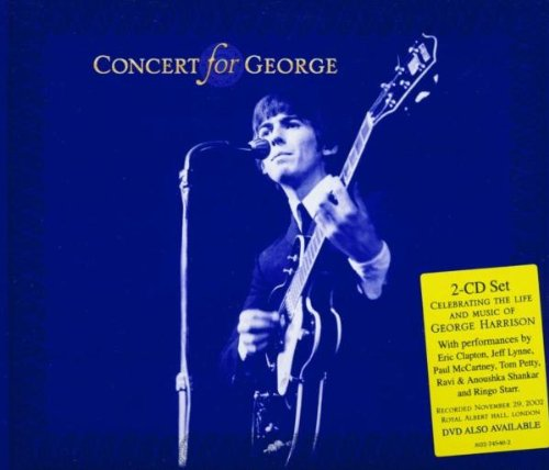 George Harrison - Concert For George - Zortam Music