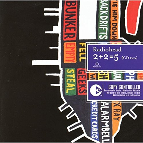 Radiohead - 2 + 2 = 5 (Cd Two   Ep) - Zortam Music