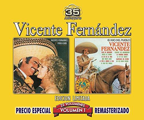 Vicente Fernandez - El Hijo del Pueblo - Zortam Music