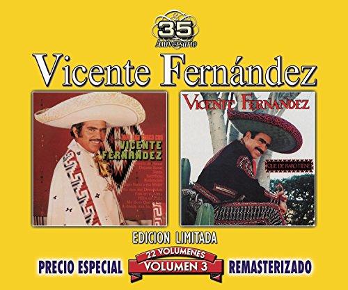 Vicente Fernandez - Que de Raro Tiene - Zortam Music