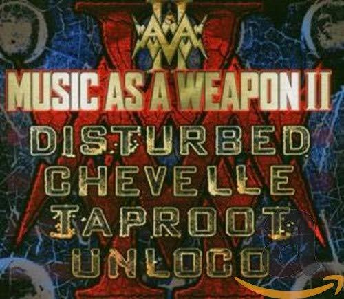 DISTURBED - Music As A Weapon II - Zortam Music