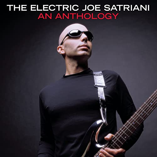 Joe Satriani - The Electric Joe Satriani: An Anthology (CD2) - Zortam Music