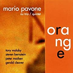 Mario Pavone Nu Trio/Quintet: Orange