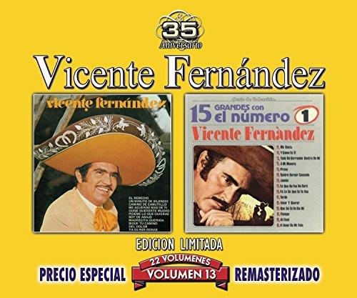 Vicente Fernandez - Vicente Fernandez [#1] - Zortam Music