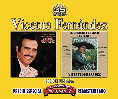 Vicente Fernandez - Mientras Ustedes No Dejen De Aplaudir - Zortam Music