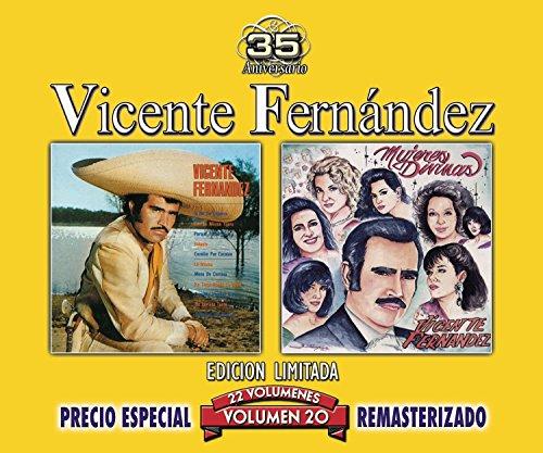 Vicente Fernandez - Vicente Fernandez/Mujeres Divinas el Cuatreto, Vol. 20 - Zortam Music