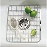 Sink Mat - Stainless Steel Small - (Silver)