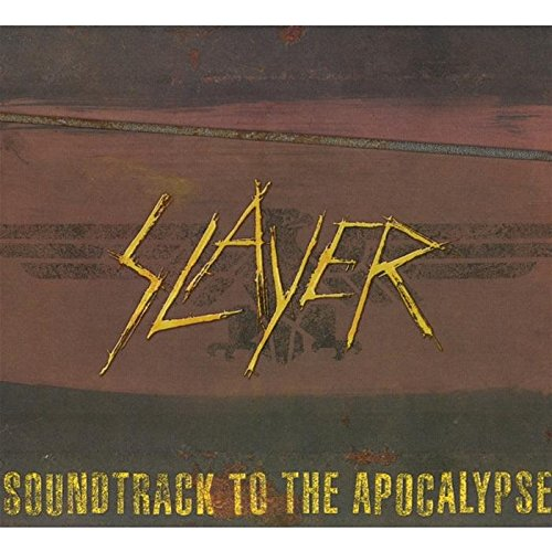 SLAYER - Soundtrack To The Apocalypse (Disc 5: Live At The Grove In Anaheim, Ca 5/2/02) - Zortam Music