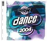 Pochette de l'album pour Much Dance 2004