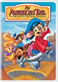 Get An American Tail: The Mystery Of The Night Monster On Video