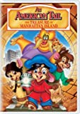 Get An American Tail: The Treasure Of Manhattan Island On Video
