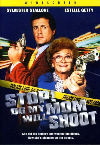 Stop Or My Mom Will Shoot (Ws Sub Dol)