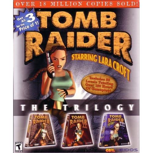 Tomb Raider I, II Y III
