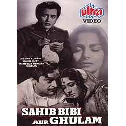Saaheb Bibi Aur Ghulam