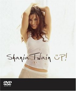 Shania Twain - Up! (DVD Audio) - Zortam Music