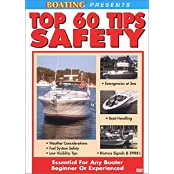 Boating Presents Top 60 Tips Safety