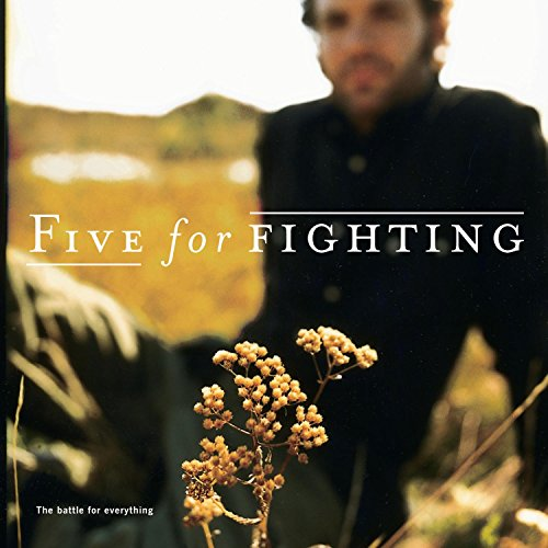 Five For Fighting - The Battle For Everything - Zortam Music