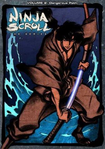 Ninja Scroll TV / Манускрипт Ниндзя Новая глава (2003)