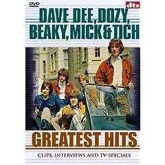 Dave Dee, Dozy, Beaky, Mick & Titch: Greatest Hits
