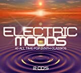 Pochette de l'album pour Electric Moods (disc 1)