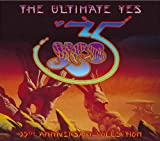 album art to The Ultimate Yes: 35th Anniversary Collection (disc 1)